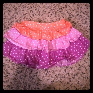 EUC baby girl skirt size 12-18 month